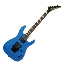 JACKSON JS32 DINKY ARCH TOP Bright Blue электрогитара