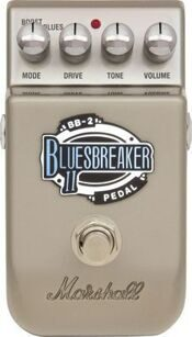 MARSHALL BB-2 THE BLUESBREAKER II EFFECT PEDAL педаль эффектов