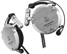 Audio-technica ATH-EM7 GM Наушники-клипсы