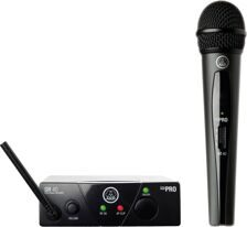 AKG WMS40 Mini Vocal Set BD  вокальная радиосистема